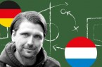 Fussball Taktik Analyse EM 2012