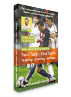 Fussball-DVD Flachpass-Philosophie