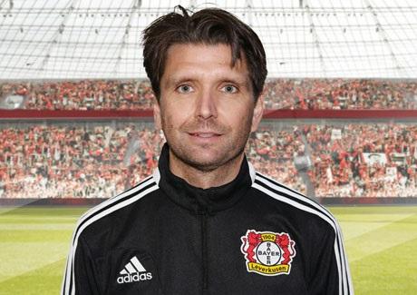 Peter Hyball U19 Leverkusen