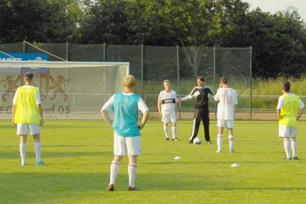Peter Hyballa: Coaching im Fußball