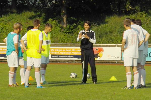 Peter Hyballa: Coaching im Fußball 1