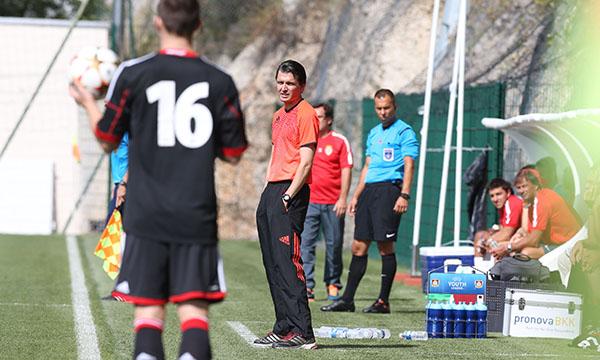 Bayer Leverkusen U19 in der Junioren-Champions League